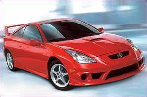 2010 2011  Toyota Celica picture