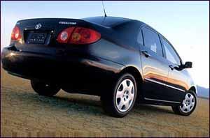 2012 Toyota Corolla Picture